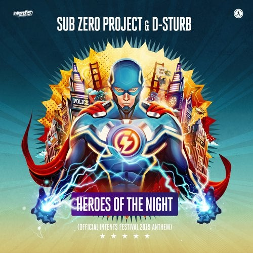 Heroes of The Night (Official Intents Festival 2019 Anthem)