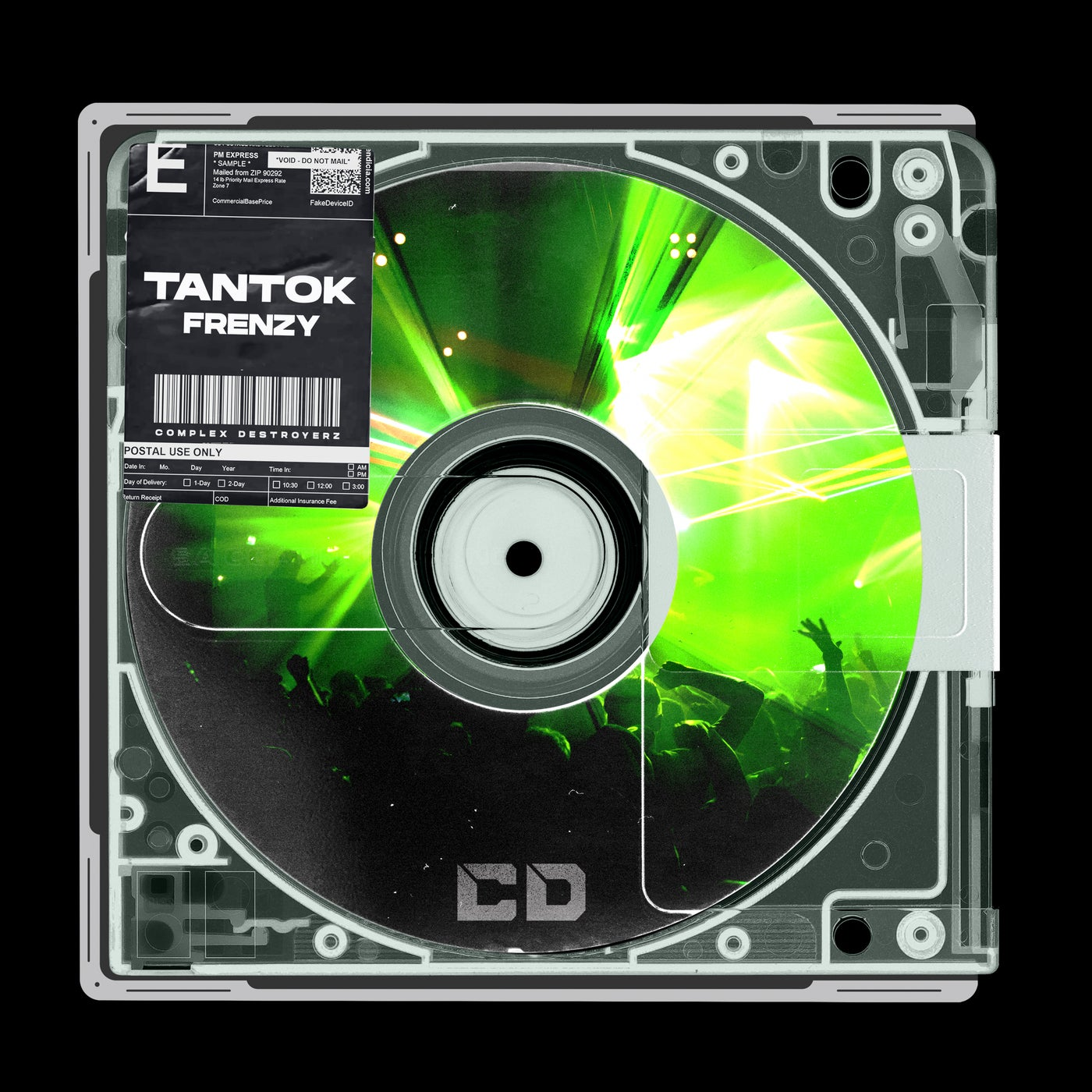 Tantok - Frenzy [OUT NOW] Image