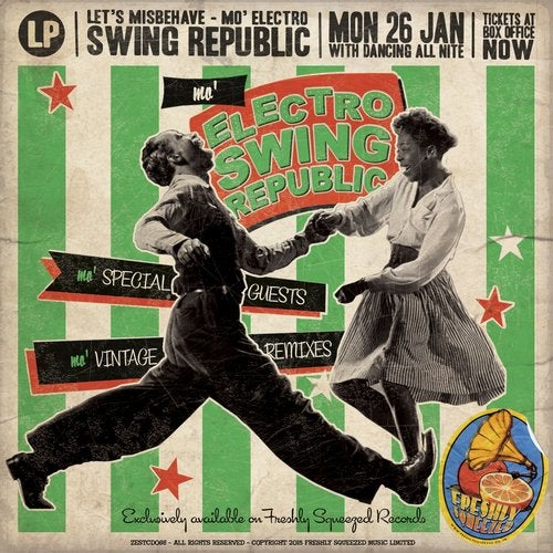 Mo' Electro Swing Republic - Let's Misbehave (Deluxe Version)