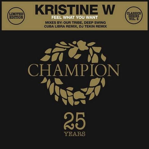 Kristine W Tracks & Releases on Beatport