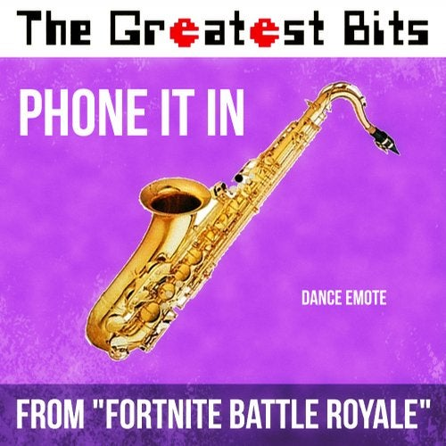 Phone It In Dance Emote (from