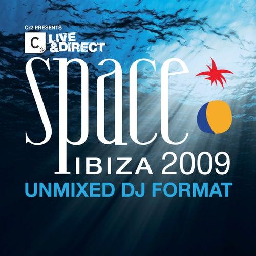 Space Ibiza 2009 - Unmixed
