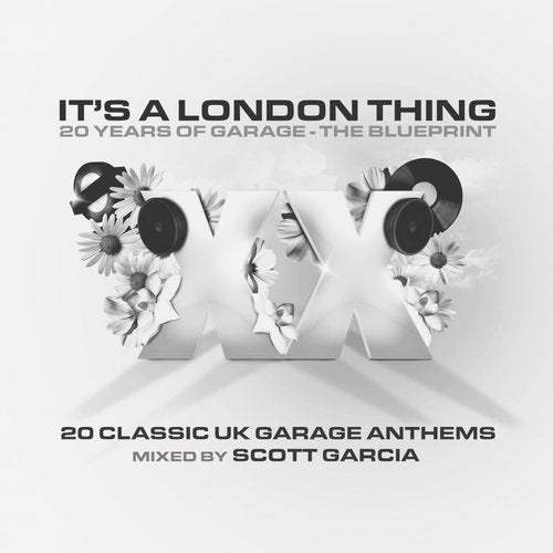 Its a london thing xx the blueprint continuous dj mix by scott continuous dj mix malvernweather Choice Image