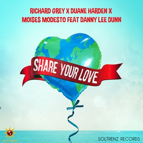 Share Your Love feat. Danny Lee Dunn