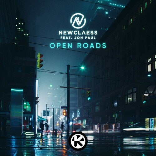 Open Roads feat. Jon Paul