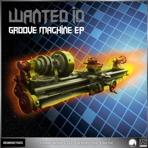 Groove Machine EP from Kos Mos Music on Beatport