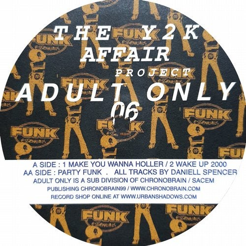 Adult Only Records 06
