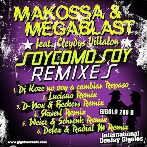 Soy Como Soy feat  Cleydys Villalon (Original Mix) by