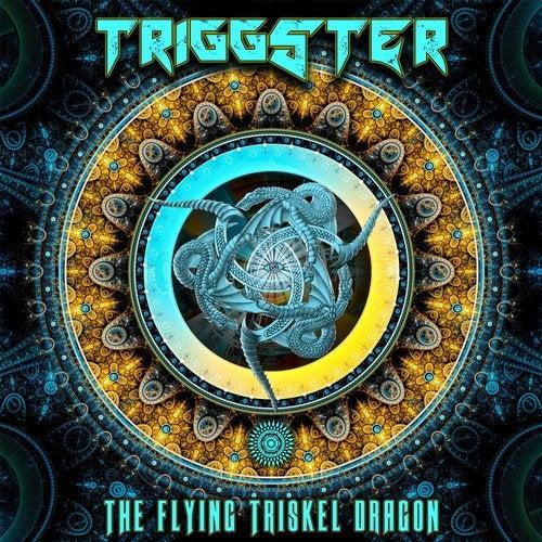 The Flying Triskel Dragon