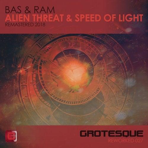 Alien Threat + Speed of Light - Remastered 2018