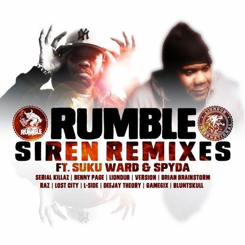 Siren VIP feat. Suku Ward and Spyda