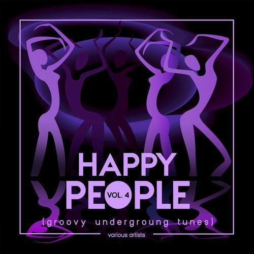 Happy People (Groovy Underground Tunes), Vol. 4