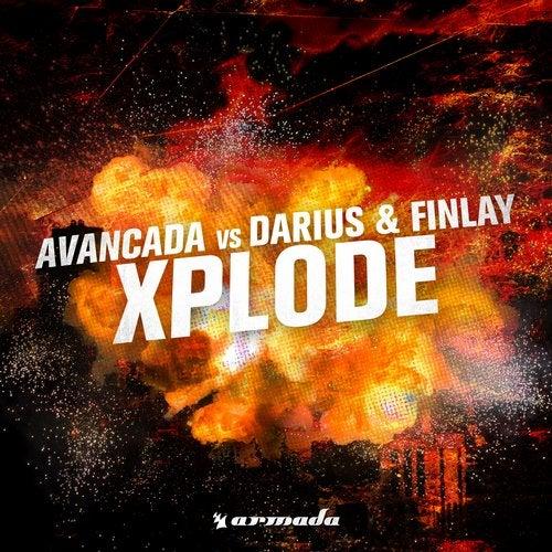Avancada,                                          Darius , Finlay - Xplode (Avancada Extended Mix)