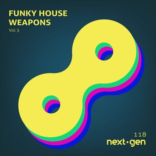 Funky House Weapons - Volume 3