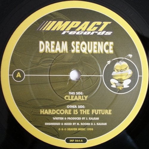 Clearly / Hardcore Is The Future