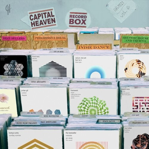 Capital Heaven Record Box, Vol. 6