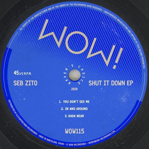 Shut It Down EP