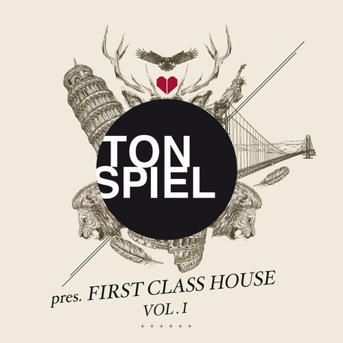 Tonspiel Pres. First Class House, Vol. 1