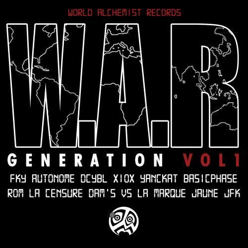 W.A.R Generation, Volume 1