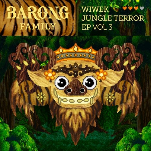 Jungle Terror, Vol. 3