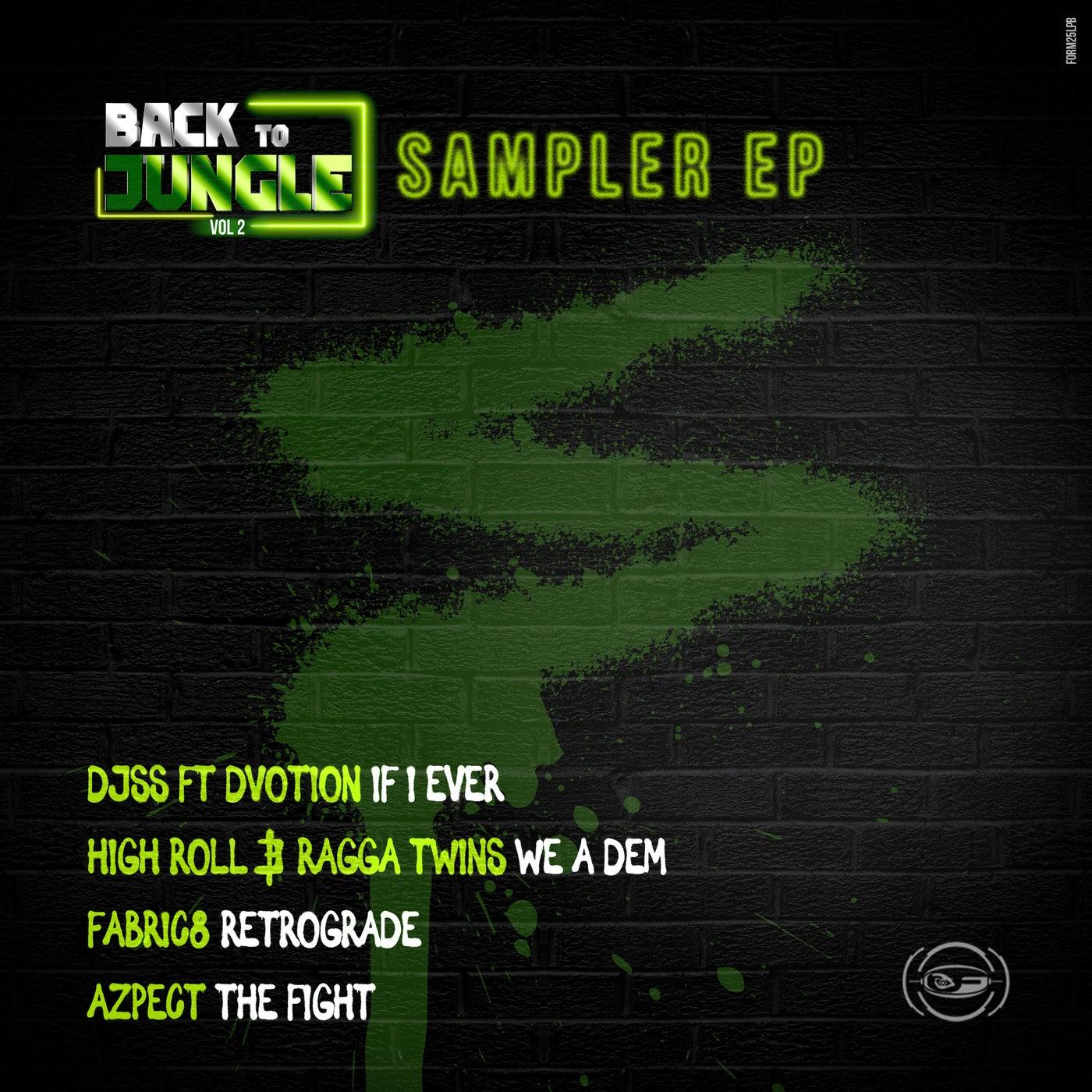 Back to Jungle, Vol. 2 EP (Sampler)