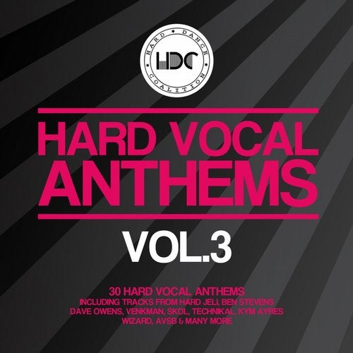 Hard Vocal Anthems, Vol. 3