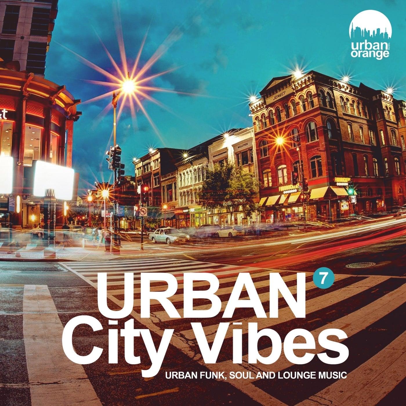 VA – Urban City Vibes 7 Urban Funk, Soul & Lounge Music