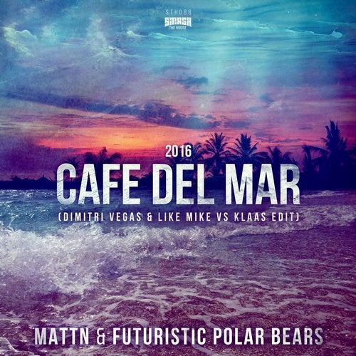 Cafe Del Mar 2016 feat. Roland Clark