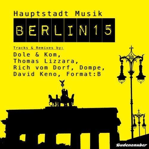 Hauptstadt Musik Berlin, Vol. 15