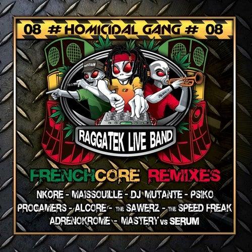 Homicidal Gang, Vol. 8 (Frenchcore Remixes)