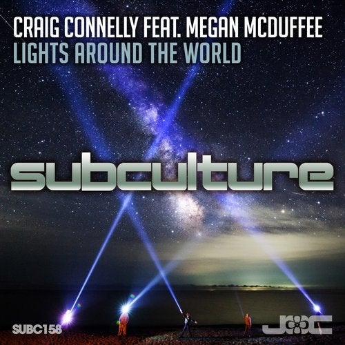 Lights Around the World feat. Megan McDuffee