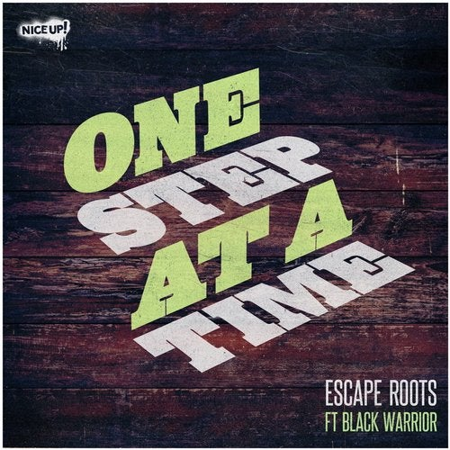 One Step at a Time (feat. Black Warrior)