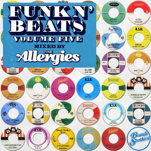 Funk n' Beats, Vol. 5 (Mixed by The Allergies)