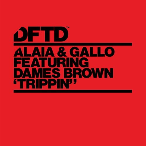 Trippin' feat. Dames Brown