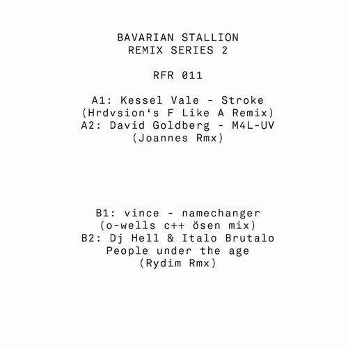 Bavarian Stallion Remix Series 2