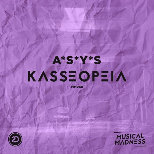 A*S*Y*S - Kasseopeia (Alex Nocera & Andrea Montorsi Remix)