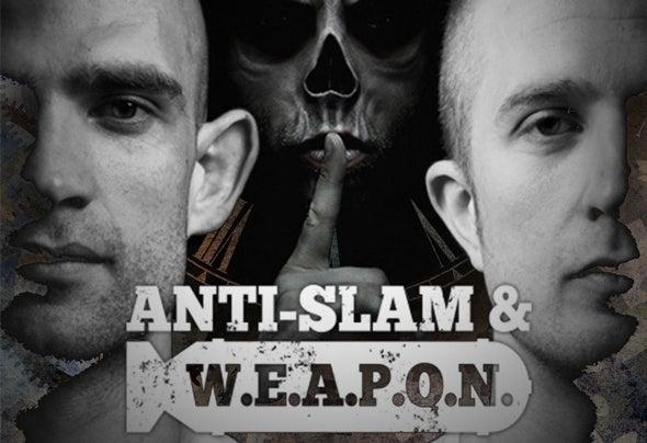 Anti-Slam & W E A P O N  Releases on Beatport