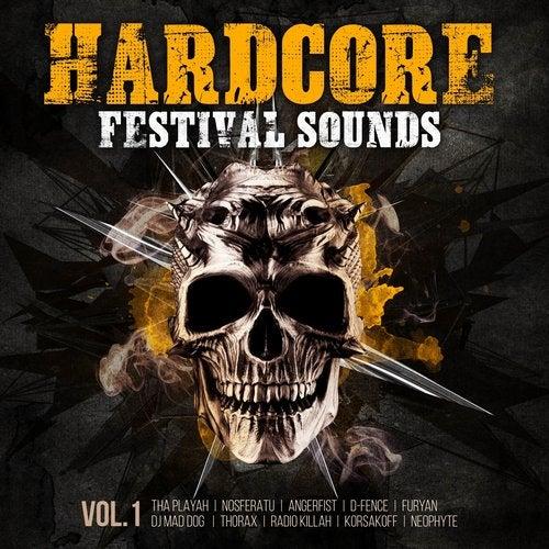 Hardcore Festival Sounds, Vol. 1