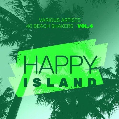 Happy Island (40 Beach Shakers), Vol. 4