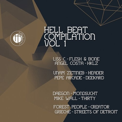 Hell Beat Compilation, Vol  1 from Hell Beat Limited on Beatport