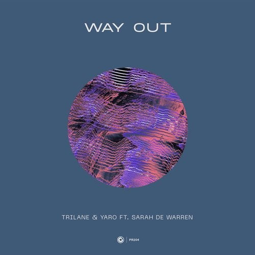 Way Out feat. Sarah De Warren