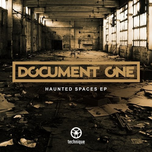 Document One - Haunted Spaces EP