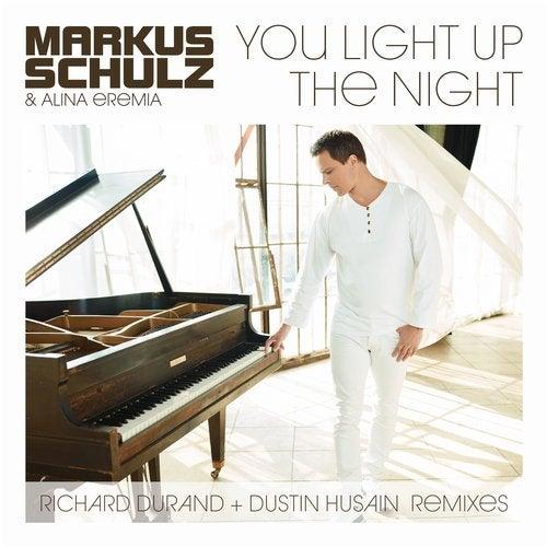 You Light Up The Night - Remixes