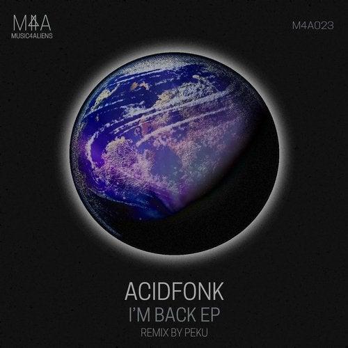 I'm Back EP