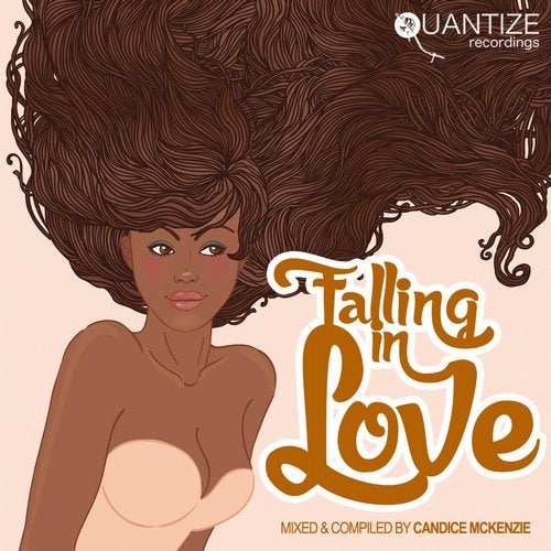 Falling In Love - Compiled & Mixed By Candice McKenzie