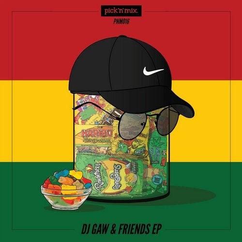 Dj Gaw - DJ Gaw & Friends EP [PNM016]
