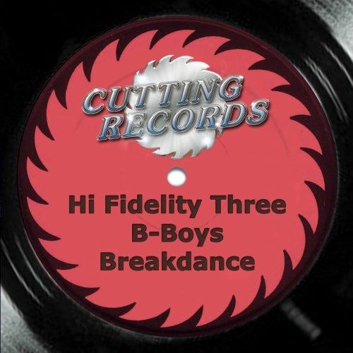 B-Boys Breakdance