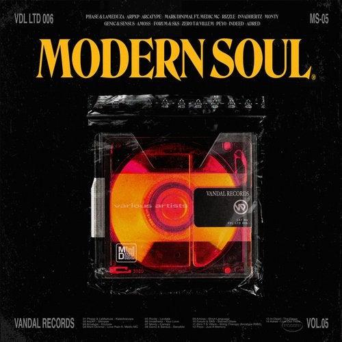 Modern Soul 5 LP