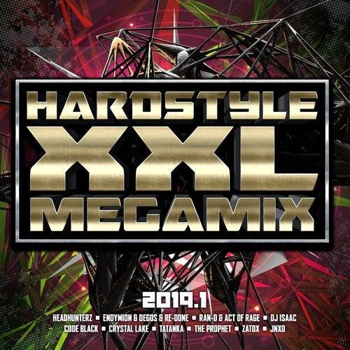 Hardstyle Xxl Megamix 2019.1