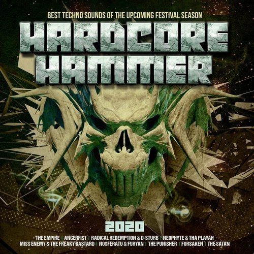 Hardcore Hammer 2020 - Best Techno Sounds of the Upcoming Festival Season